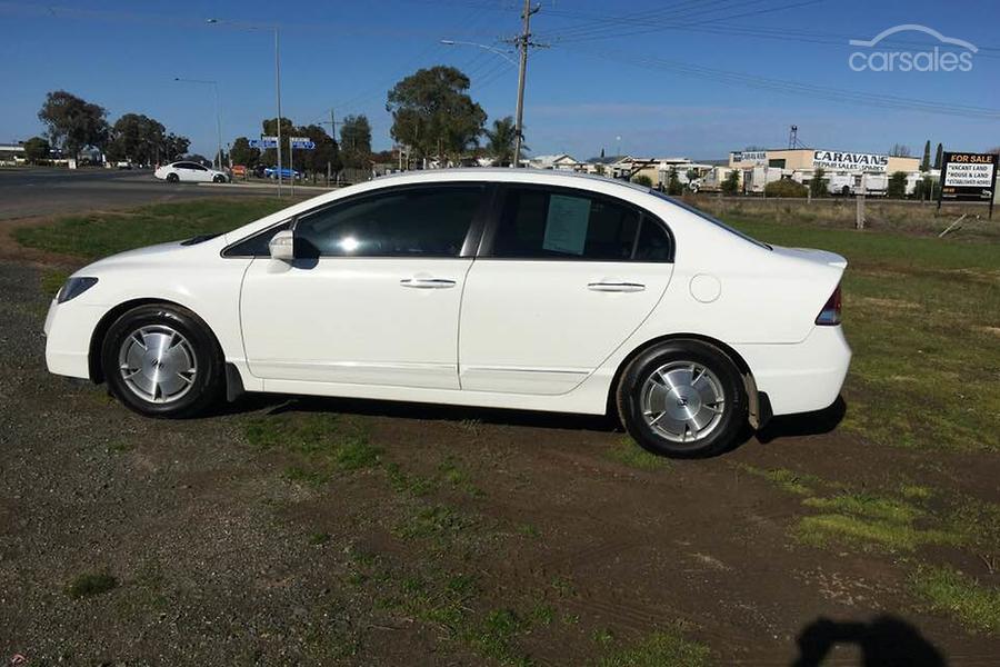 2009 Honda Civic Hybrid Auto My09 Sse Ad 5637205