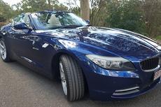 New Used Bmw Z4 Sdrive23i Blue Cars For Sale In Australia