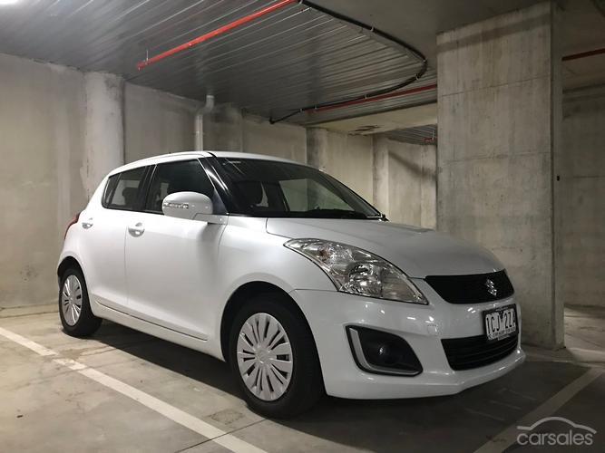 Suzuki swift melbourne