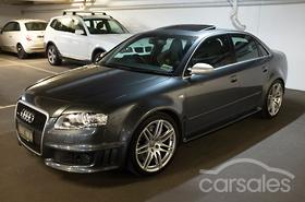 New Used Audi RS Cars For Sale In Australia Carsalescomau - 2005 audi rs4