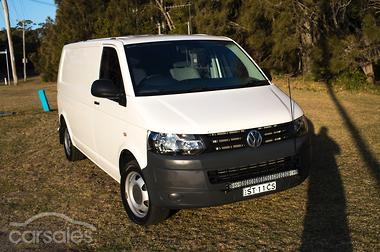 2011 Volkswagen Transporter T5 Manual MY11
