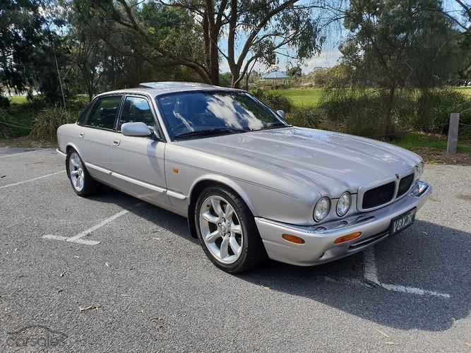 Jaguar xjr for sale australia