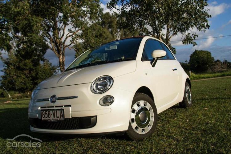 Fiat 500 for sale australia
