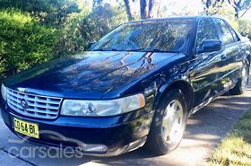 New used cadillac cars for sale in australia carsales 2001 cadillac seville sts auto fandeluxe Images