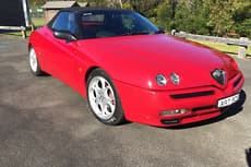 New Used Alfa Romeo Convertible Cylinders Cars For Sale In - Alfa romeo convertible for sale