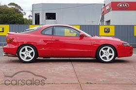 New Used Toyota Celica Cars For Sale In Australia Carsalescomau