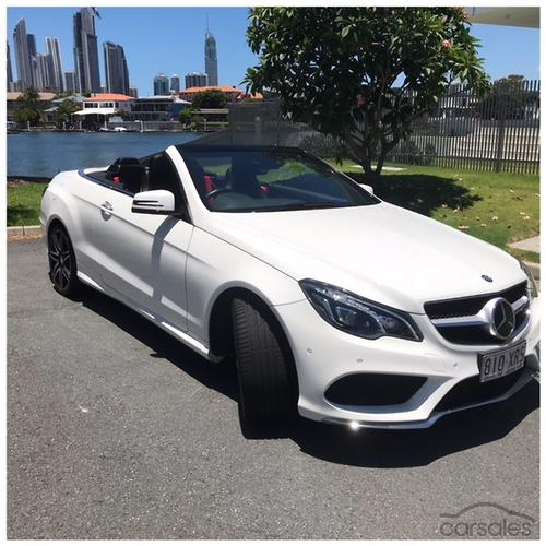 2014 Mercedes Benz E250 Auto MY15