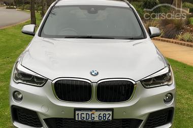 2016 BMW X1 SDrive20i F48 Auto