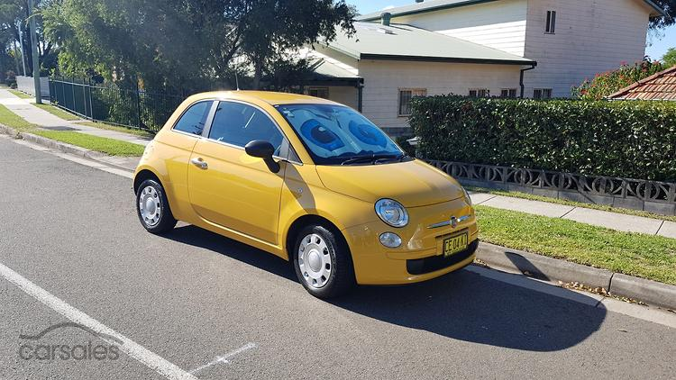 Fiat 500 for sale sydney