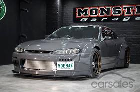new & used nissan silvia cars for sale in australia - carsales.au