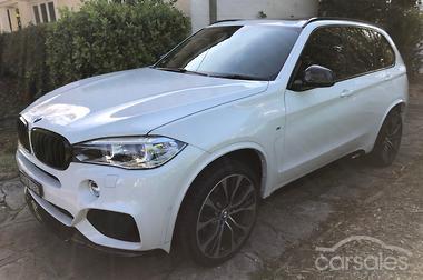2015 BMW X5 M50d F15 Auto 4x4