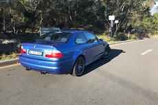 New Used BMW M Blue Coupe Prestige Automatic Cars For Sale In - Automatic bmw m3