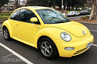 New used volkswagen beetle cars for sale in australia carsales 2002 volkswagen beetle ikon 9c auto my025 fandeluxe Gallery