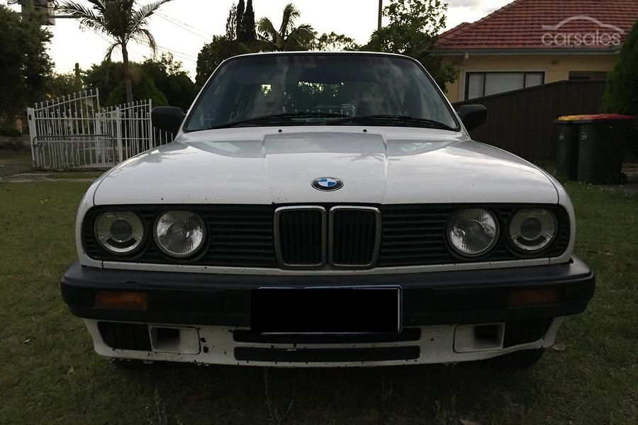 1990 Bmw 318i E30 Manual Sse Ad 5597559