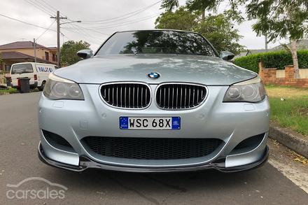 BMW M5 E60 Auto
