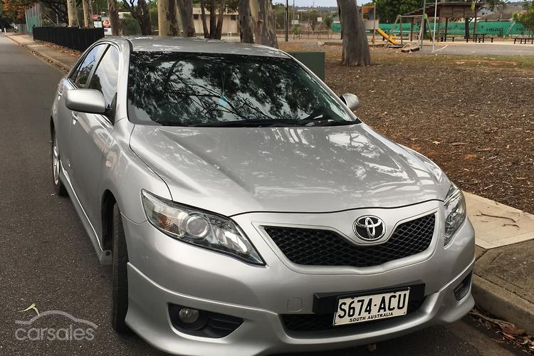 2010 Toyota Camry For Sale >> New Used Toyota Camry Cars For Sale In Australia Carsales Com Au