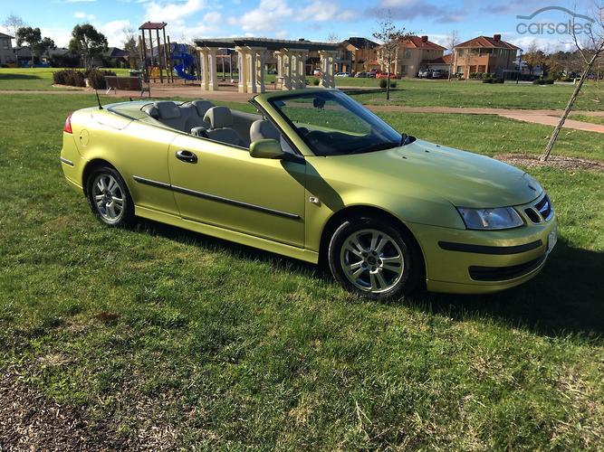 new used saab 9 3 beige cars for sale in melbourne victoria 1999 Saab 9-3 2007 saab 9 3 linear auto my07