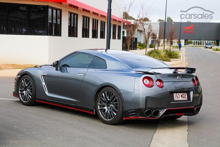 2015 Nissan GT R Premium R35 Auto AWD MY15