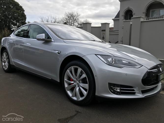 Tesla model s used cars for sale