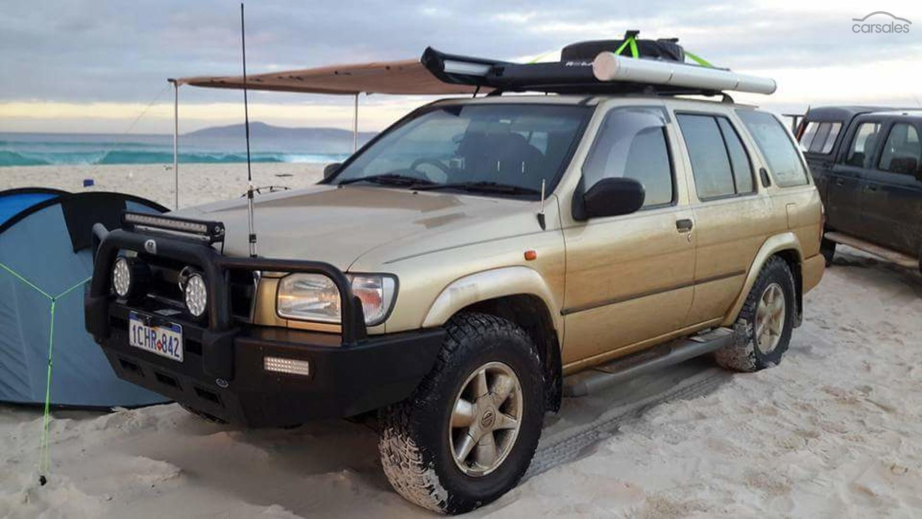 2004 Nissan Pathfinder ST WX II Auto 4x4 MY03-SSE-AD-5653089