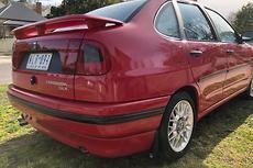 1995 Seat Cordoba GLX Manual