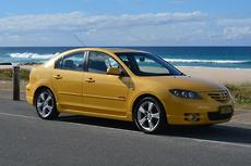 New & Used Mazda 3 SP23 Yellow First Car cars for sale in Australia