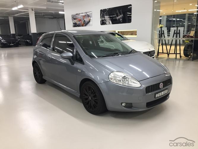 Fiat sydney