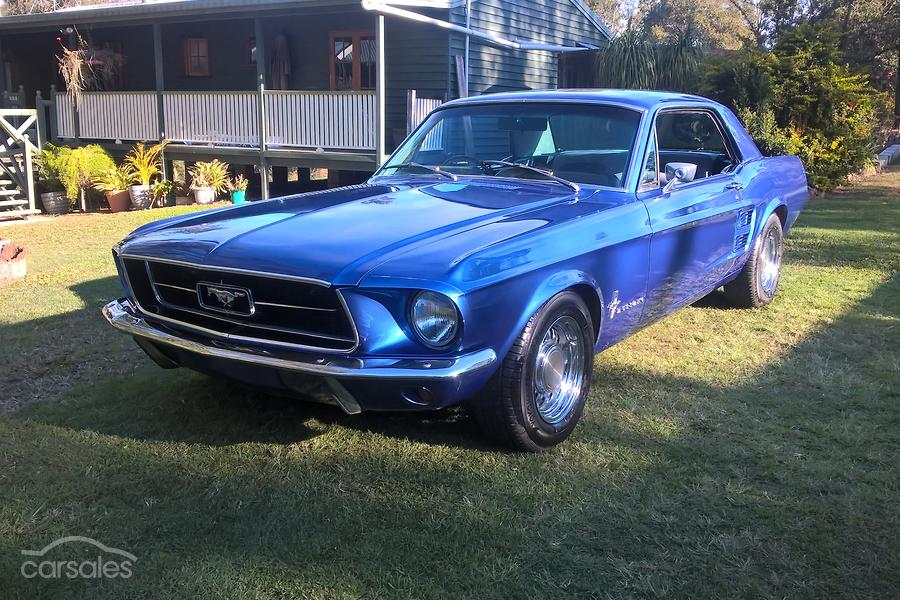 1967 Ford Mustang Auto-SSE-AD-5528641 - carsales com au