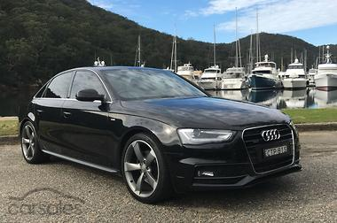 New Used Audi A S Line Cars For Sale In Australia Carsalescomau - Audi r4