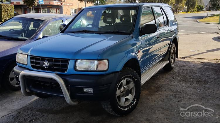 new used holden frontera manual cars for sale in australia rh carsales com au Holden Colorado Car Holden Barina Car