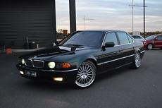 New Used BMW IL E Cars For Sale In Australia Carsalescomau - Bmw e38 alpina for sale