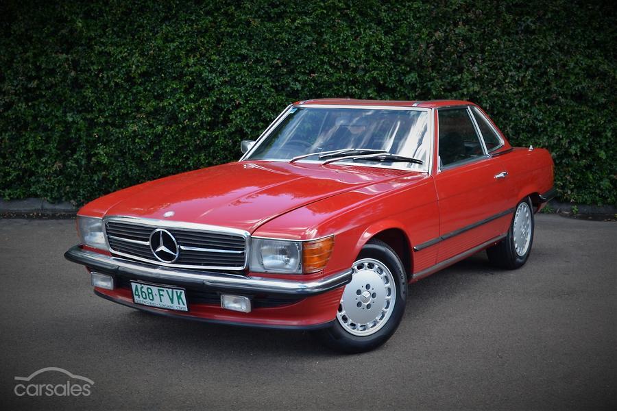 1973 Mercedes Benz 450sl Auto Sse Ad 5356455 Carsales Com Au