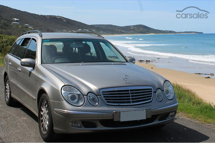 2003 Mercedes Benz E320 Elegance Auto