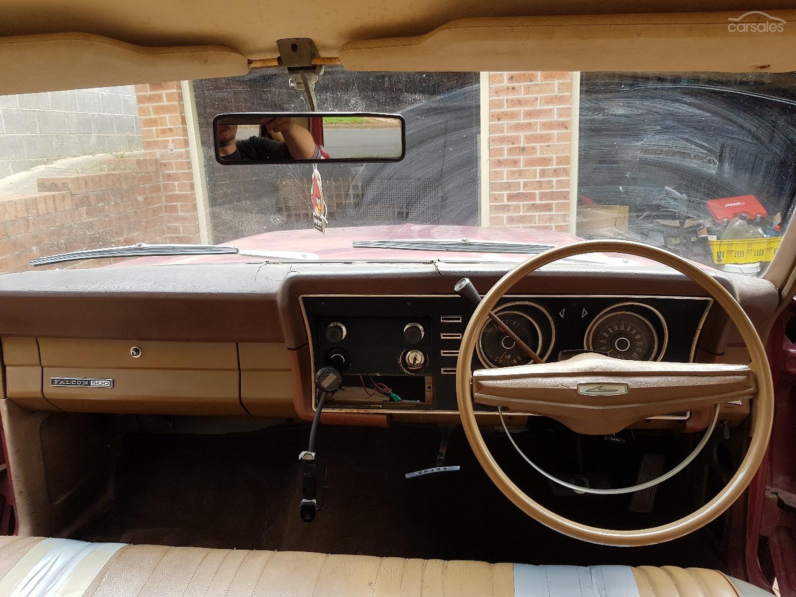 1969 Ford Falcon Futura XW Auto-SSE-AD-3937959 - carsales com au