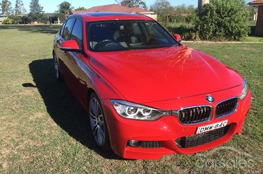 New Used BMW I M Sport Cars For Sale In Australia Carsales - Bmw 328i m