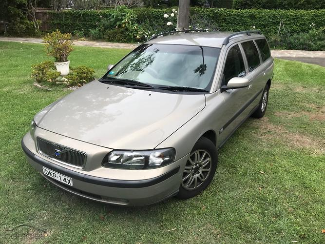 Volvo v70 for sale australia