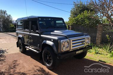 New & Used Land Rover Defender cars for sale in Australia - carsales ...