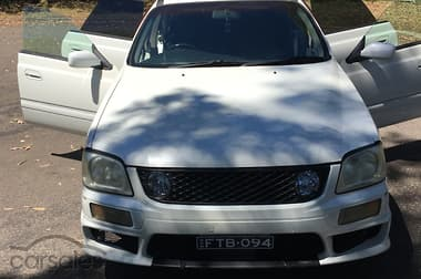 New used nissan stagea cars for sale in australia carsales 1999 nissan stagea 25t rs4 wgnc34 manual 4wd solutioingenieria Gallery