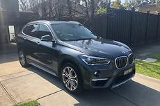 2016 BMW X1 XDrive20d F48 Auto AWD