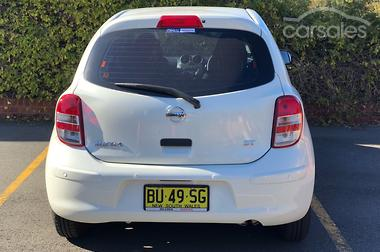 New & Used Nissan Micra ST cars for sale in Australia - carsales.com.au