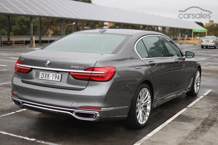 New Used Bmw 740li G12 Cars For Sale In Australia Carsales Com Au