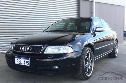 Audi S Manual Quattro - 2001 audi s4