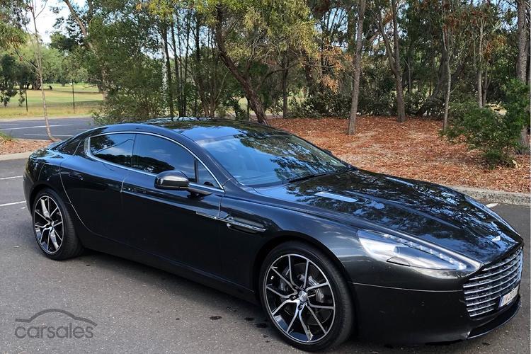 New Used Aston Martin Rapide Cars For Sale In Australia Carsales