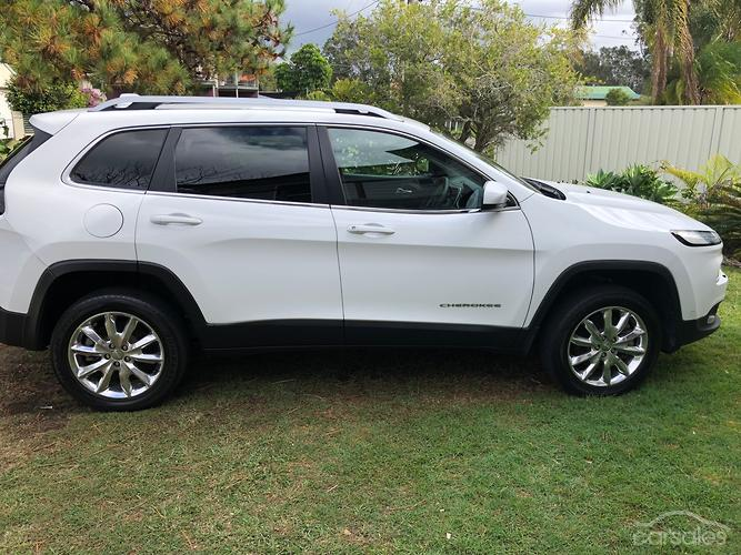 Jeep cherokee for sale nsw