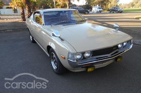 1976 Toyota Celica St Manual