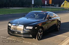 2017 Rolls Royce Wraith Auto My15