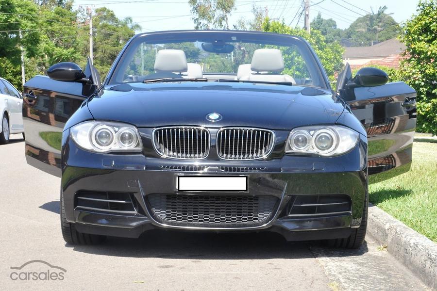 2008 bmw 135i cabriolet e88