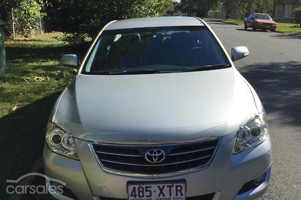 2009 Toyota Aurion Prodigy Auto