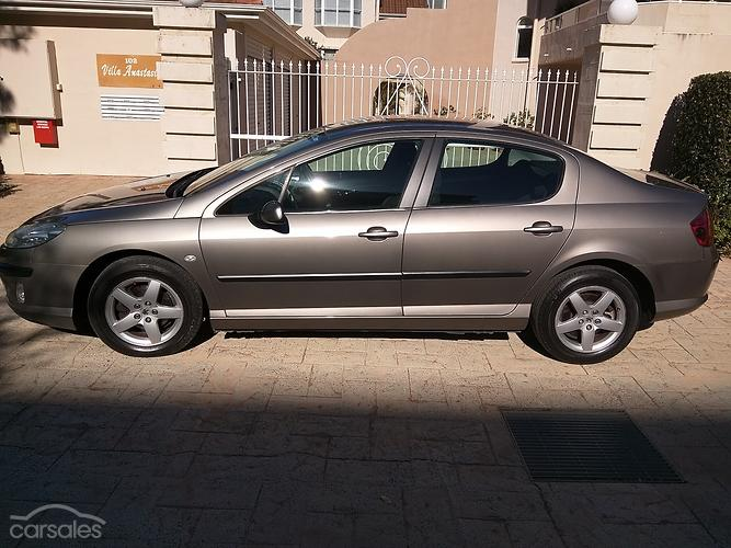 Peugeot 407 hdi manual array new u0026 used peugeot 407 manual cars for sale in australia carsales rh carsales fandeluxe Choice Image