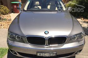 New Used BMW I E Cars For Sale In Australia Carsalescomau - 2005 bmw 740i